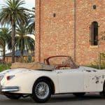 1960 Jaguar XK150