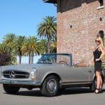 1960 Mercedes 250sl