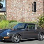 1961 Porsche 911 Grey