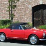 1962 Alfa Romeo Giuletta Spider