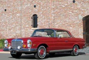 1962 Mercedes 280SE