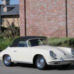 1963 Porsche 356 Cabriolet