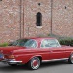 1964 Mercedes 280sl