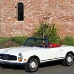 1965 Mercedes 230sl Roadster