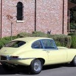 1966 Jaguar Series 1 Coupe