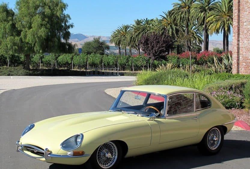 1966 Jaguar Series 1 Coupe