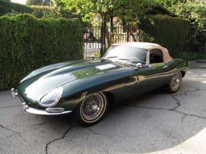 1967 Jaguar S1 Roadster