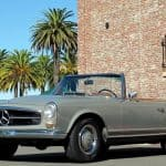 1967 Mercedes 250SL