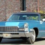 1969 Cadillac Convertible