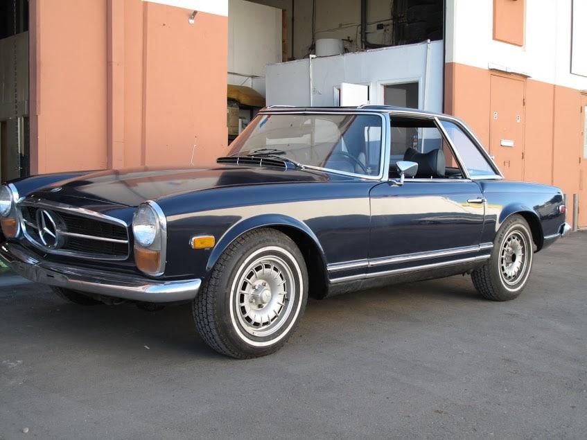 1971 Mercedes 280sl