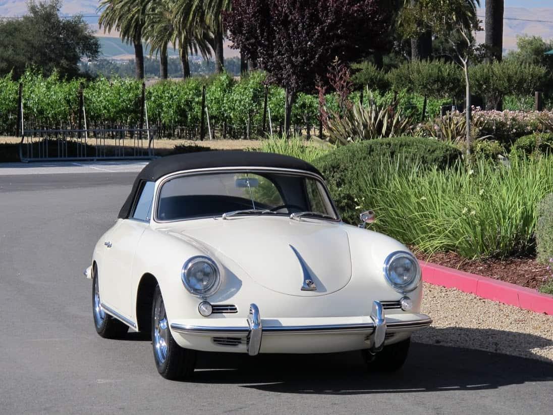 1957 Porsche 356 Cabriolet