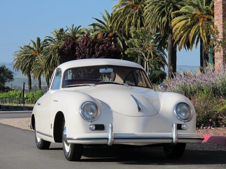 1958 Porsche 956 Continental