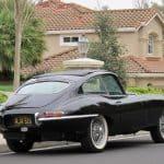 1960 Jaguar E-coupe