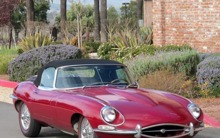 1968 Jaguar S1 Roadster