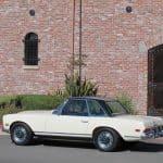 1969 Mercedes 280sl