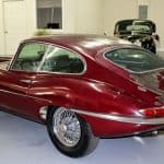 1963 Jaguar E-Type XKE Fixed-head Coupe