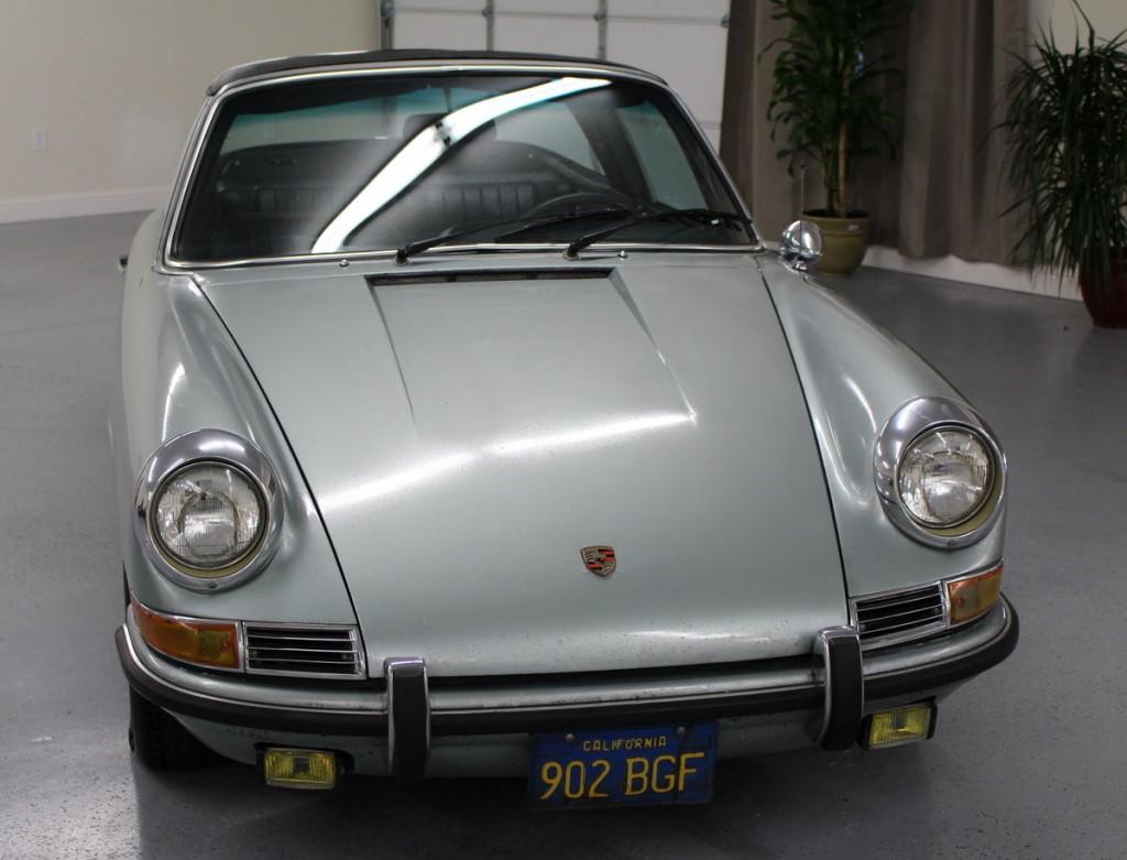 1968 Porsche 911l Targa For Sale Contact Dusty Cars