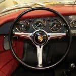 1960 Porsche 356B T5 Cabriolet
