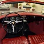 1963 Porsche 356b 1600 S Reutter Cabriolet