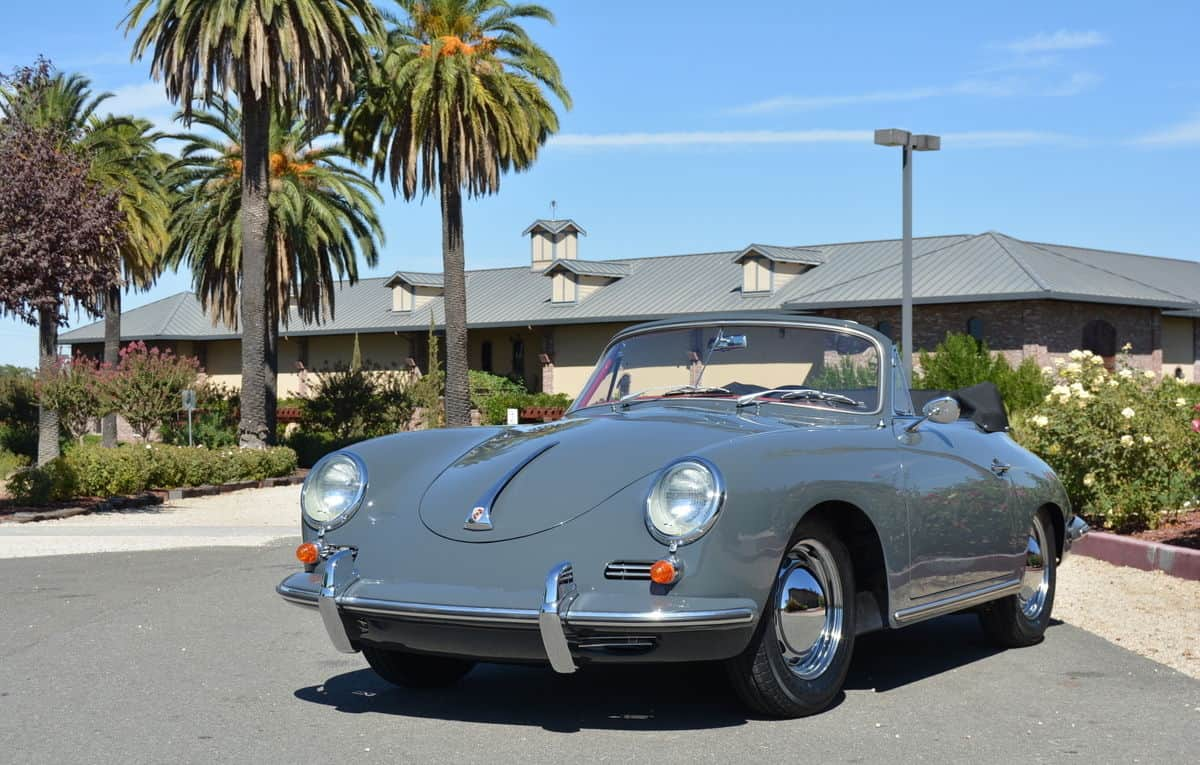 1960 Porsche 356b T5 Cabriolet For Sale Contact Dusty Cars