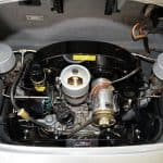 1956 Porsche 356A Reutter Coupe