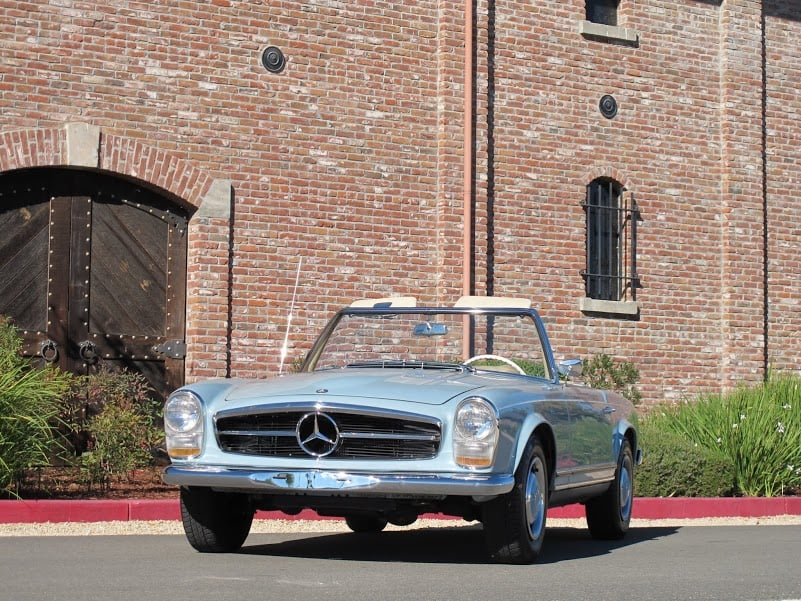1955 Mercedes 230sl