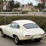 1963 Jaguar E-type Coupe