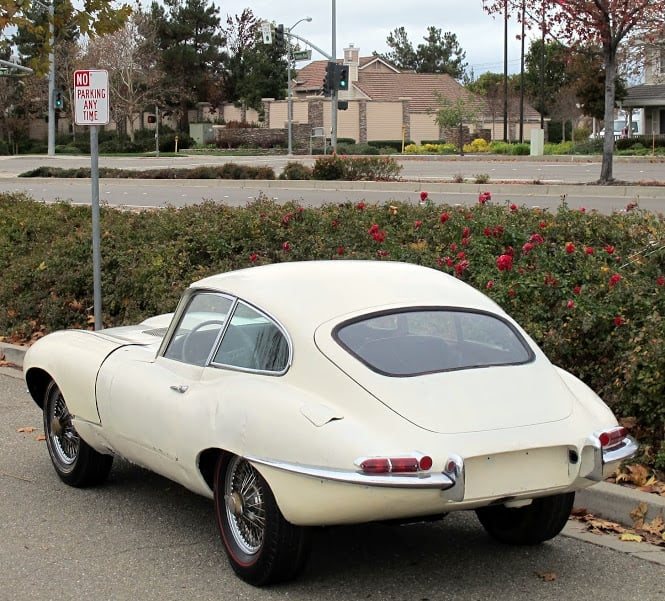 1963 Jaguar E-type Coupe