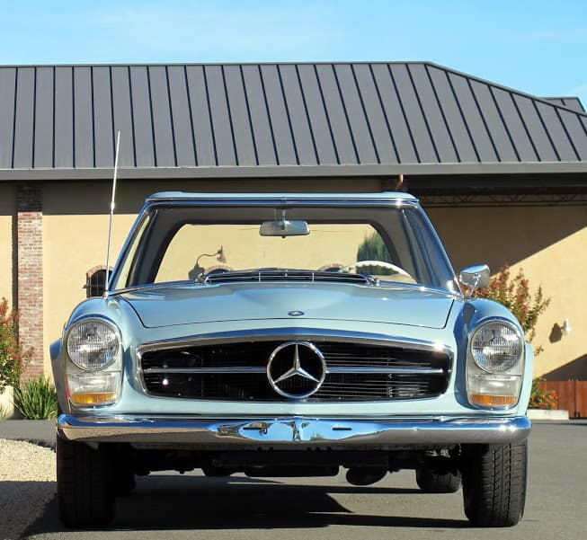1966 Mercedes 230sl
