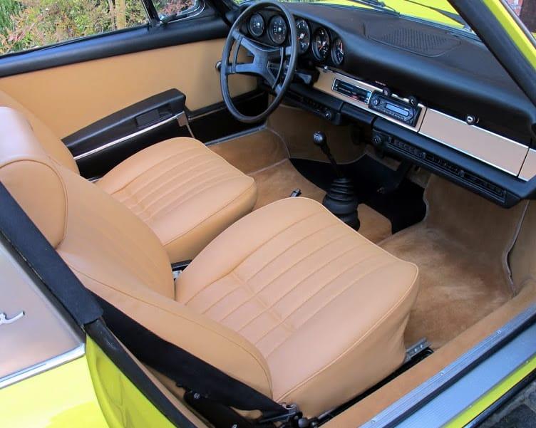 1968 Porsche 911E Targa