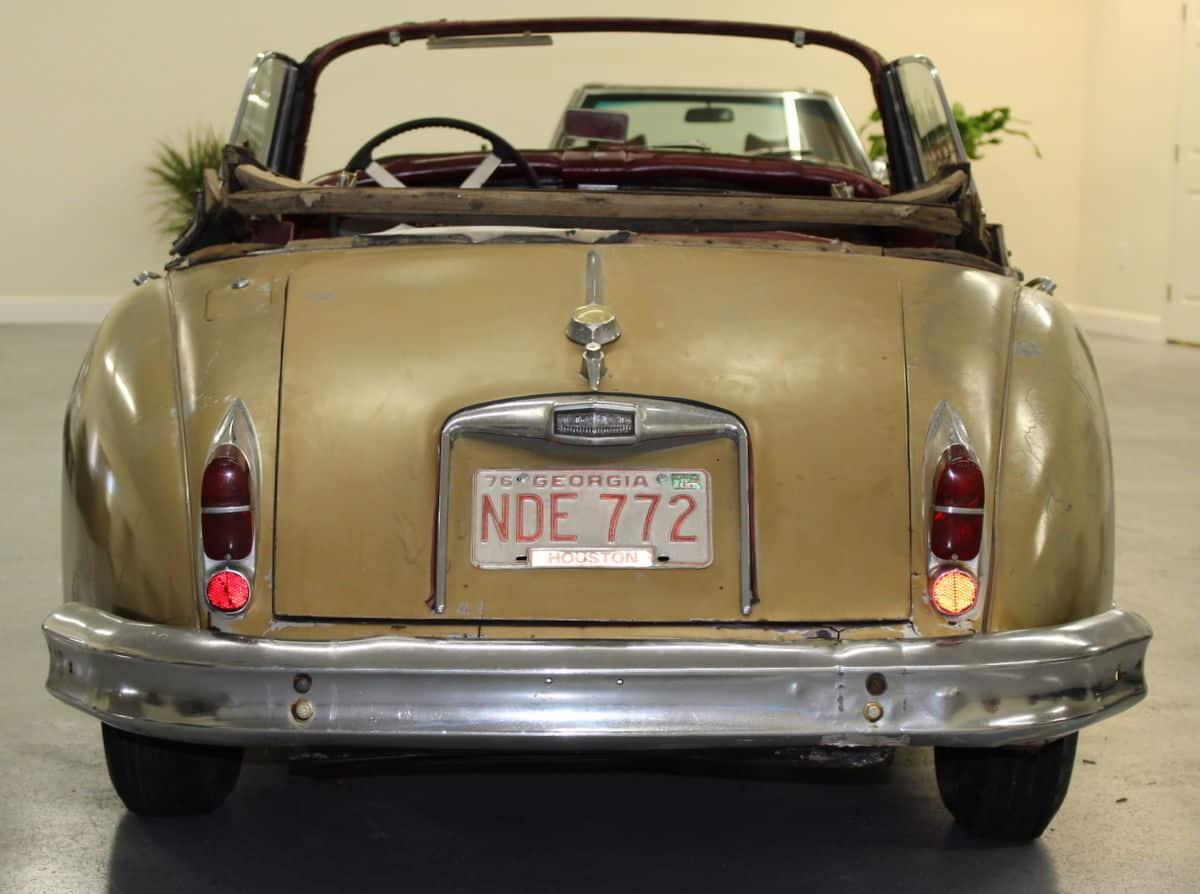 1961 Jaguar XK 150 Convertible