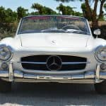 1963 Mercedes Benz 190SL Roadster