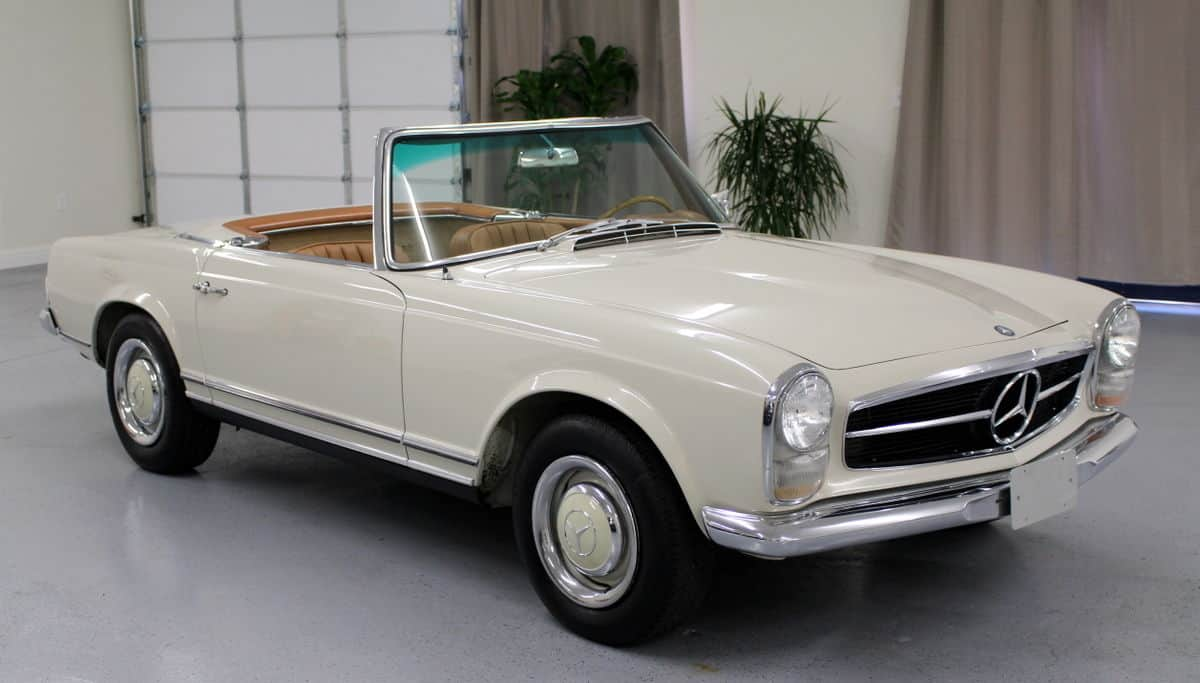 1964 Mercedes Benz 230SL Roadster