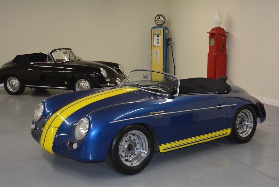1956 Porsche 356A Carrera 1500 GS Speedster