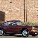 1970 Porsche 912