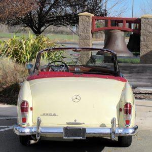 1959 Mercedes Ponton