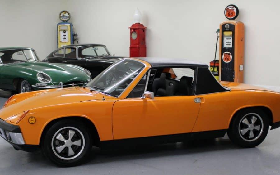 1970 Porsche 914 6 Targa For Sale Contact Dusty Cars