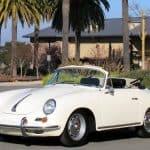 1962 356B Cabriolet