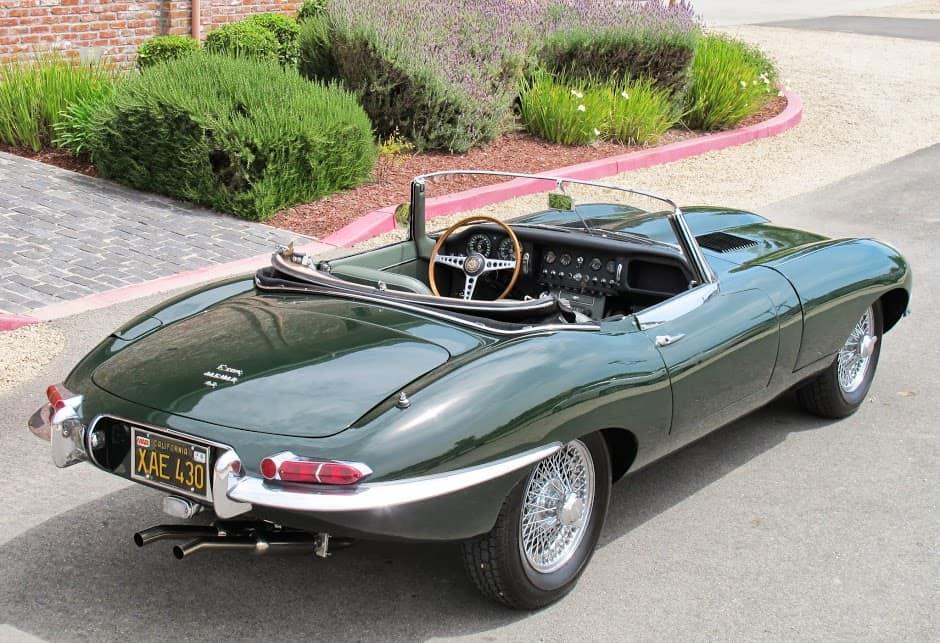 1965 Jaguar XKE for sale #1865656 - Hemmings Motor News