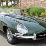 1965 Jaguar XKE Roadster
