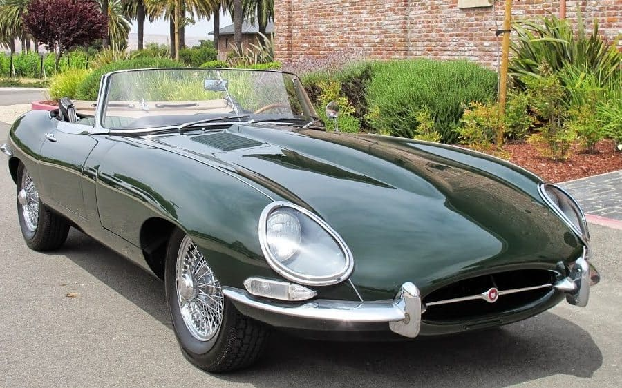 1965 Jaguar Xke Roadster For Sale Contact Dusty Cars