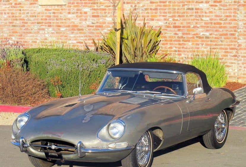 1968 Jaguar XKE