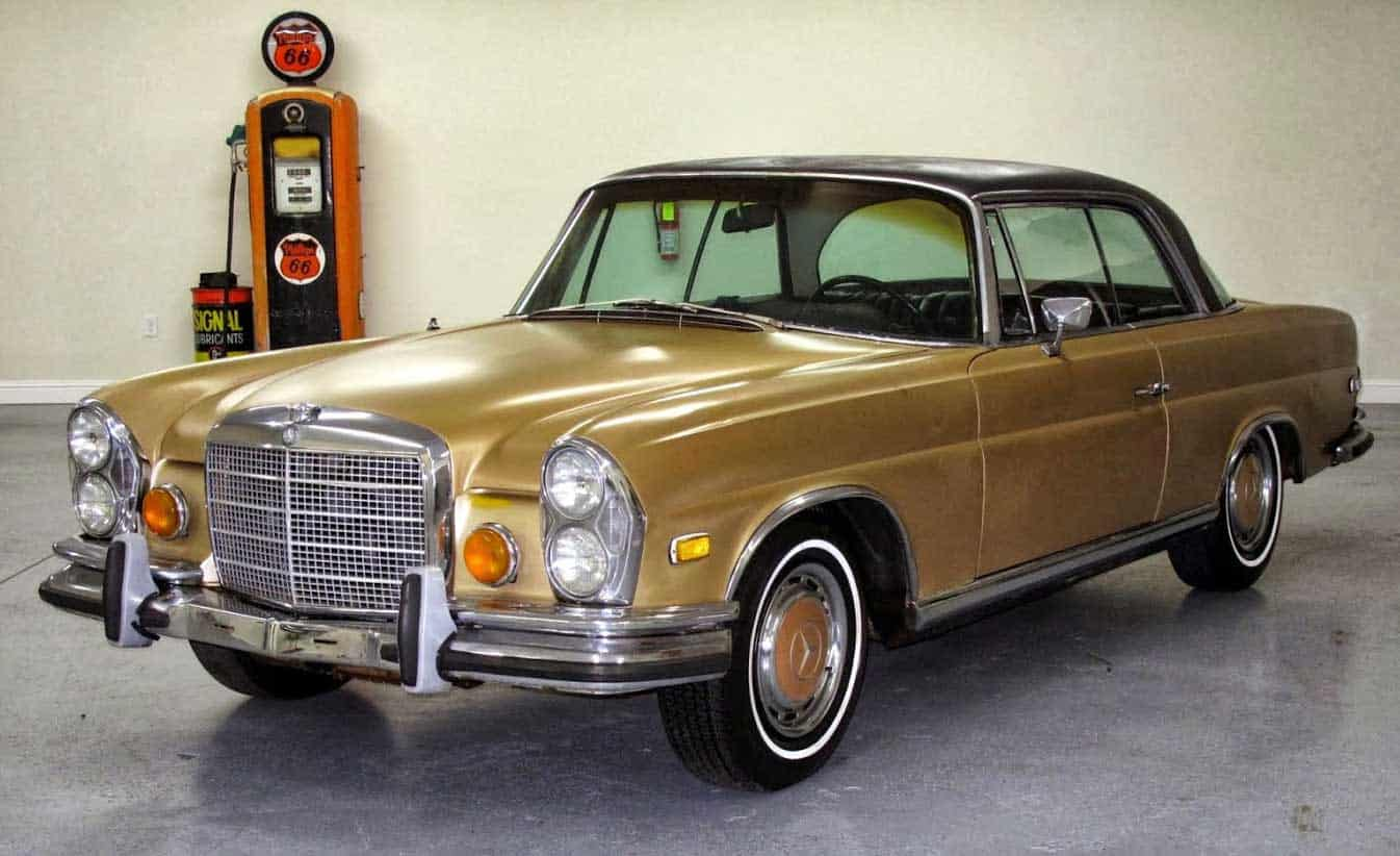 1971-Mercedes-3.5-Coupe-280se