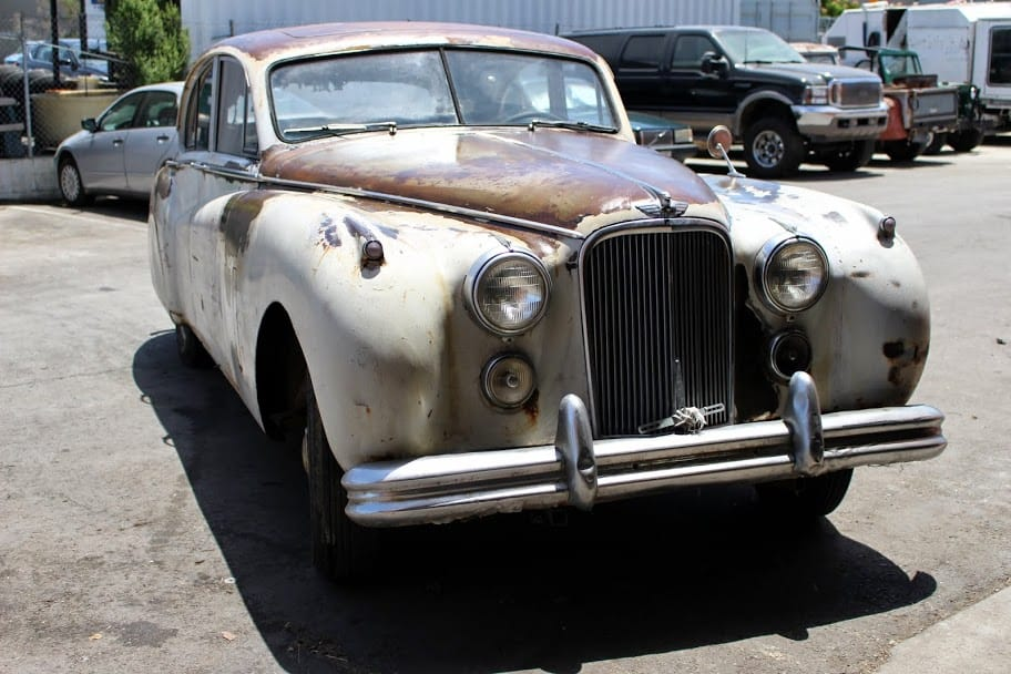 1951 Jaguar MK7 Sedan For Sale - Contact DUSTY CARS