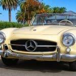 1958 Mercedes 190sl