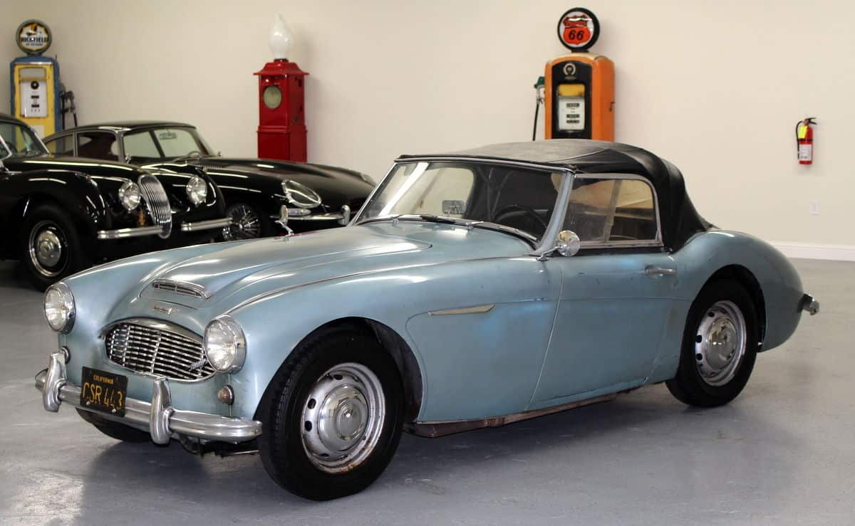 Classic Car Sold Prices