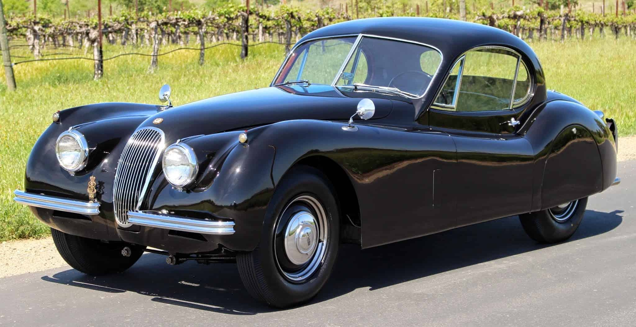 jaguar xk120 for sale we 39 ll purchase your jaguar. Black Bedroom Furniture Sets. Home Design Ideas