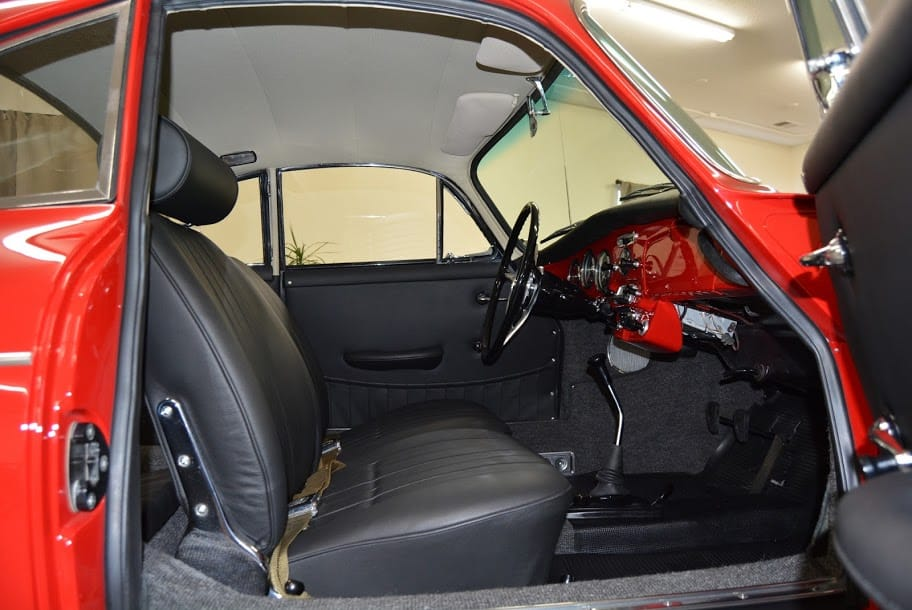 1965 Porsche 356C 1600 SC Karmann Coupe