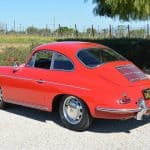 1965 Porsche 356C 1600 SC Karmann Coupe