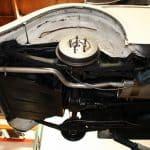 1950 Jaguar MK5 Convertible